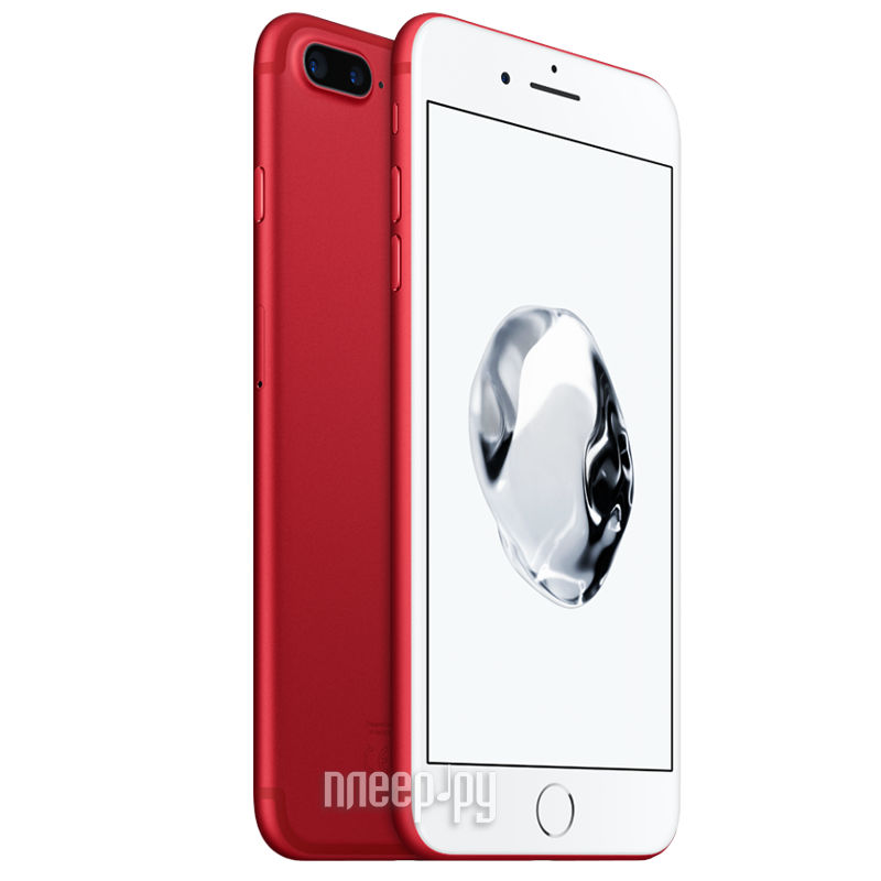 Сотовый телефон APPLE iPhone 7 Plus - 128Gb Product Red MPQW2RU / A за 57906 рублей