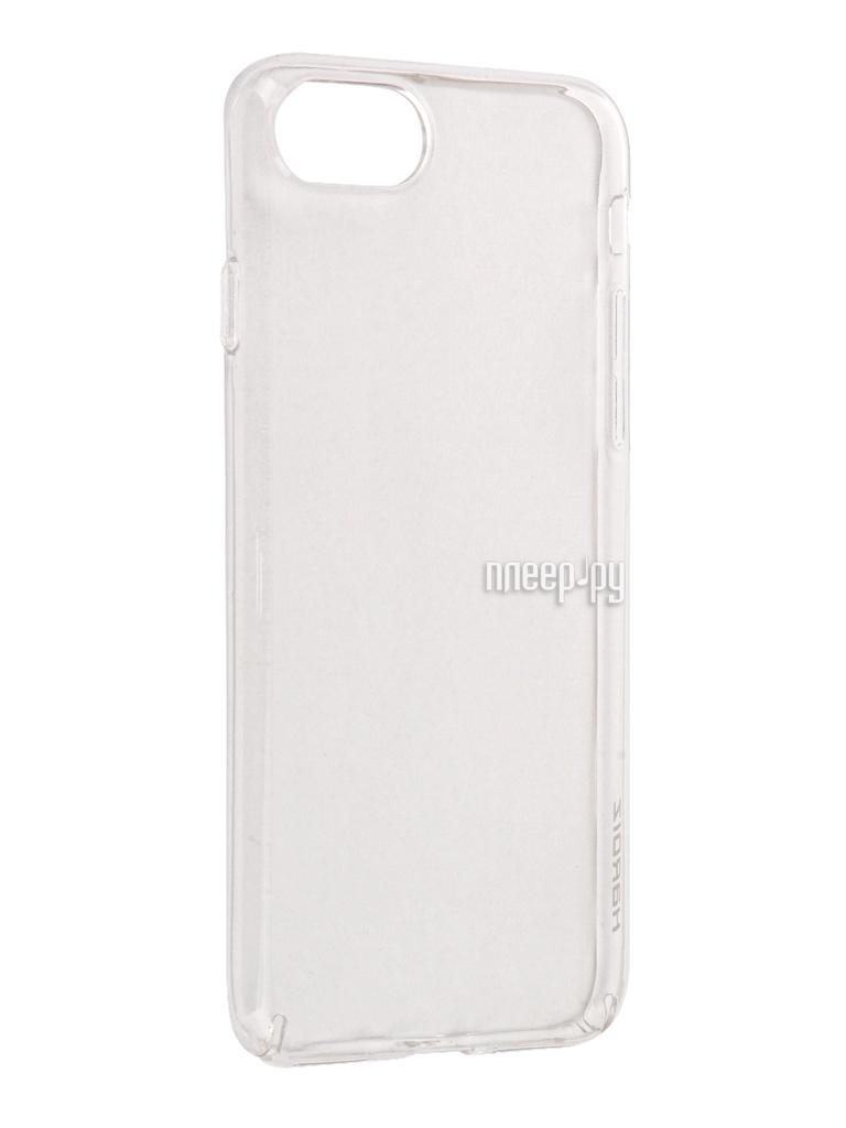 Аксессуар Чехол Hardiz Gradient Case для APPLE iPhone 7 Transparent HRD709100
