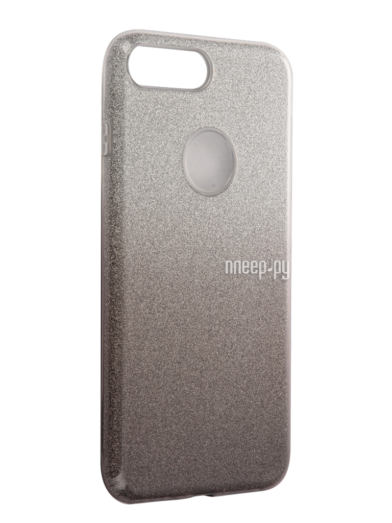 Аксессуар Чехол Ensida Gradient Shine Series для APPLE iPhone 7 Plus Black ENS7100007