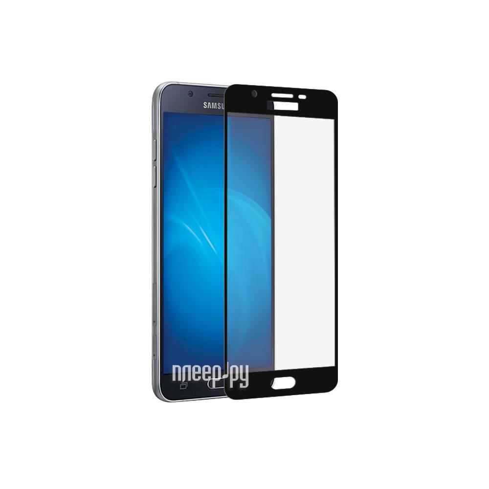 Аксессуар Защитное стекло Samsung Galaxy J5 Prime Mobius 3D Full Cover Black за 522 рублей