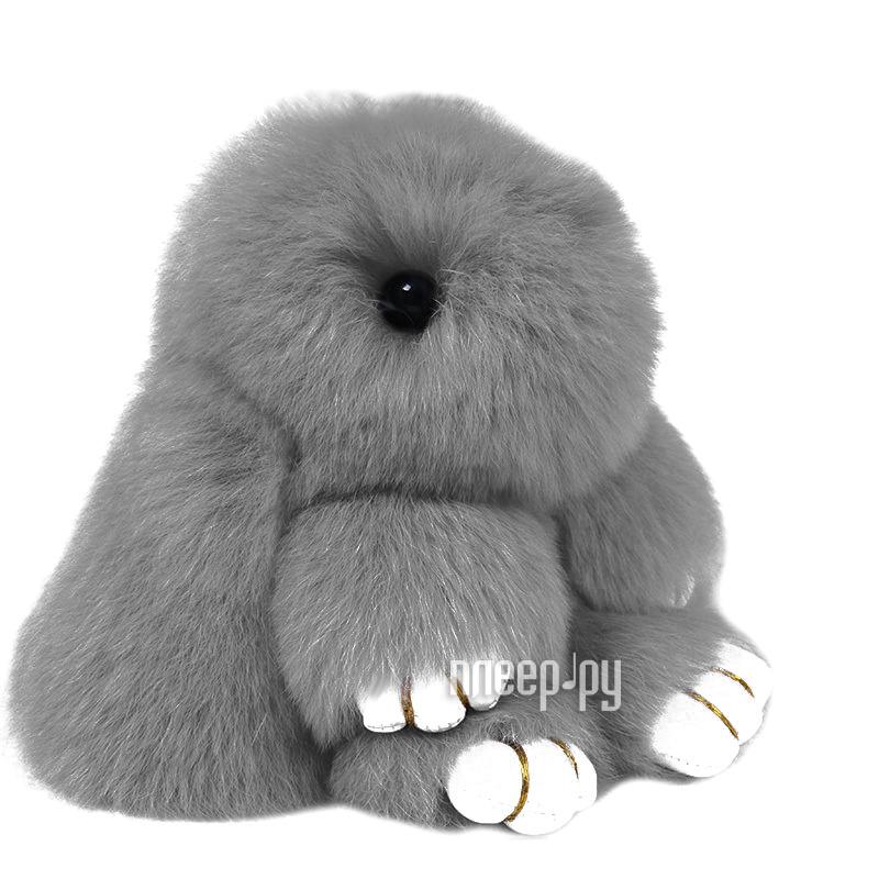 Брелок Qi Chun Xinjing Кролик Grey RV405