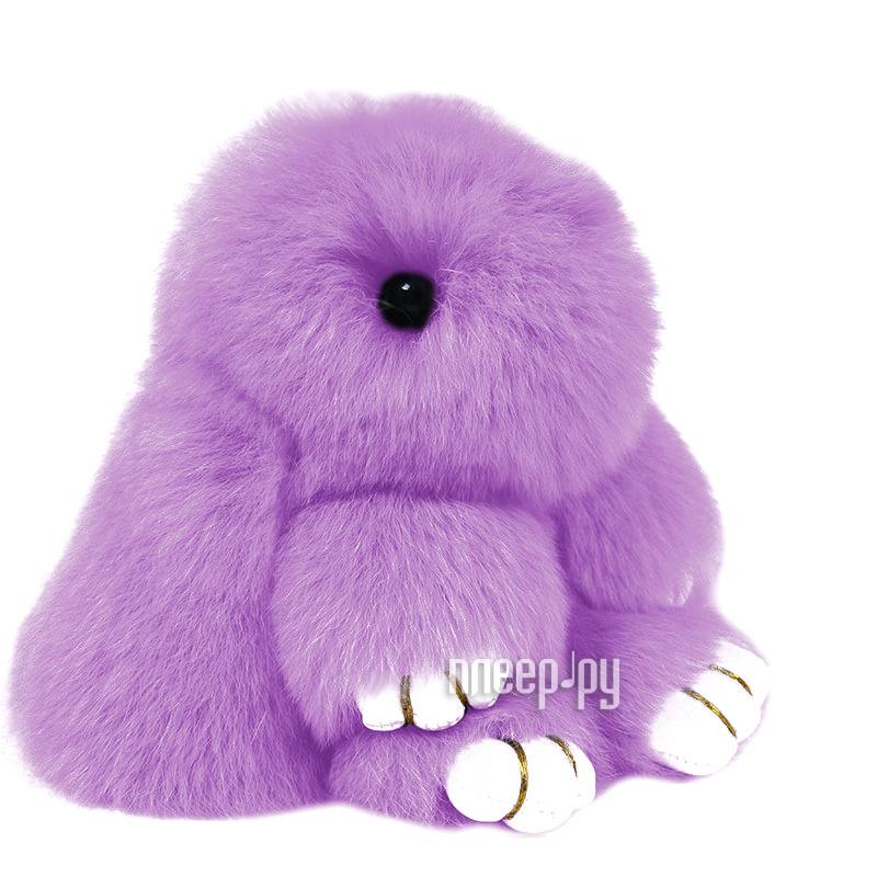 Брелок QI CHUN XINJING Кролик Violet RV405