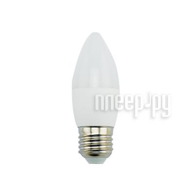 Лампочка Ecola Candle LED Premium E27 9W 220V 2700K свеча C7MW90ELC