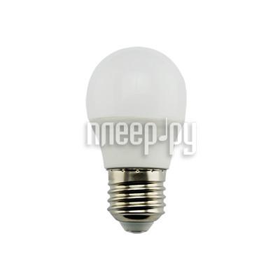 Лампочка Ecola Globe LED Premium G45 9W 220V 4000K шар K7QV90ELC