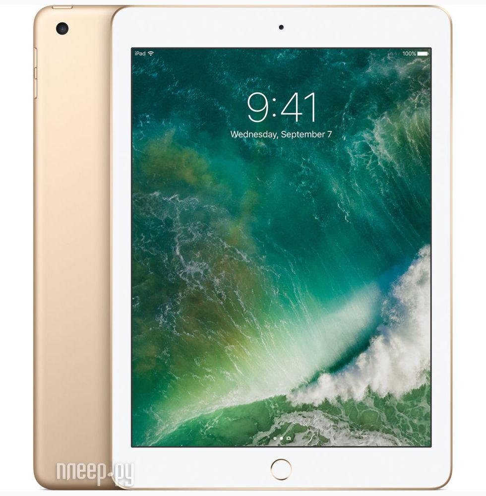 Планшет APPLE iPad 2017 9.7 Wi-Fi 128Gb Gold MPGW2RU/A
