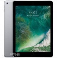 Планшет APPLE iPad 2017 9.7 Wi-Fi 128Gb Space Grey MP2H2RU/A