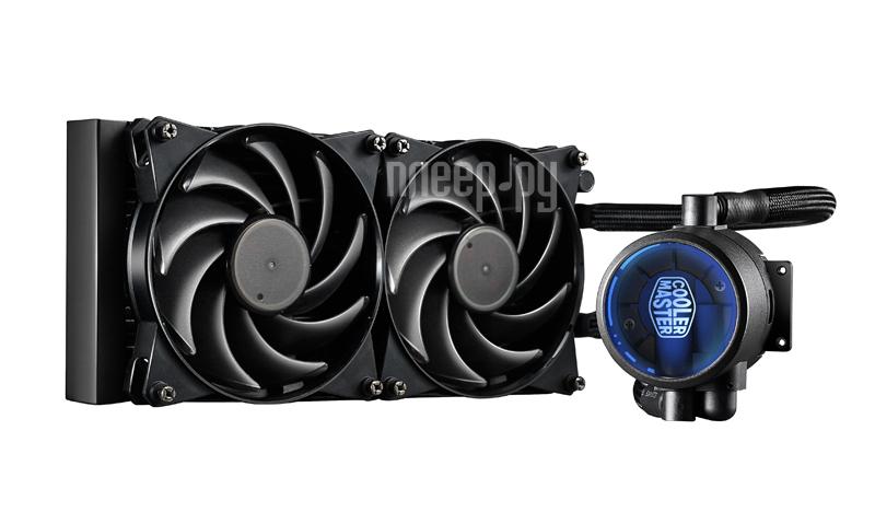 Водяное охлаждение Cooler Master MasterLiquid Pro 240 MLY-D24M-A20MB-R1 (Intel LGA2011-3/2011/1366/1156/1155/1151/1150/775/AMD FM2+