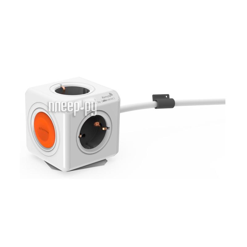 Удлинитель Allocacoc Extended Remote 1.5m White 1513 / EUEXRM
