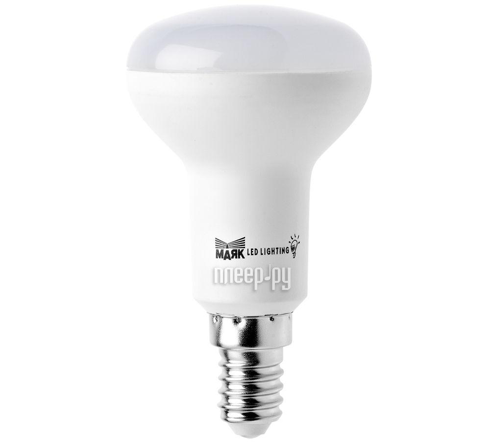 Лампочка Маяк LB-R50-E14/6W/4000-001 рефлектор
