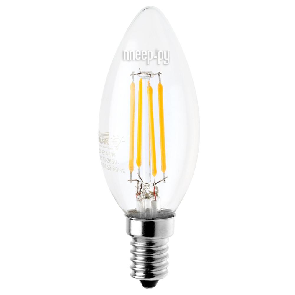 Лампочка Маяк LBF-C35-E14 / 4W / 2700-001
