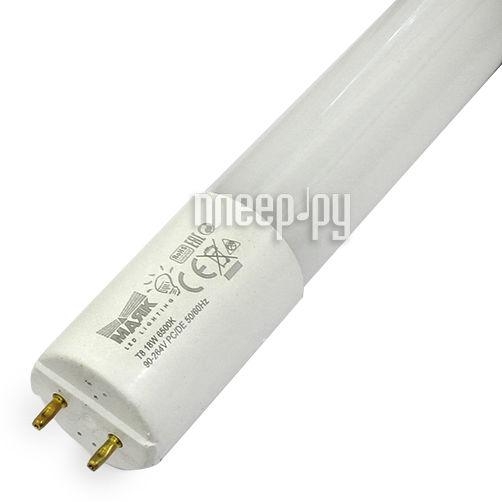 Лампочка Маяк T8LED LB-T8PC-12/18W/6500-001