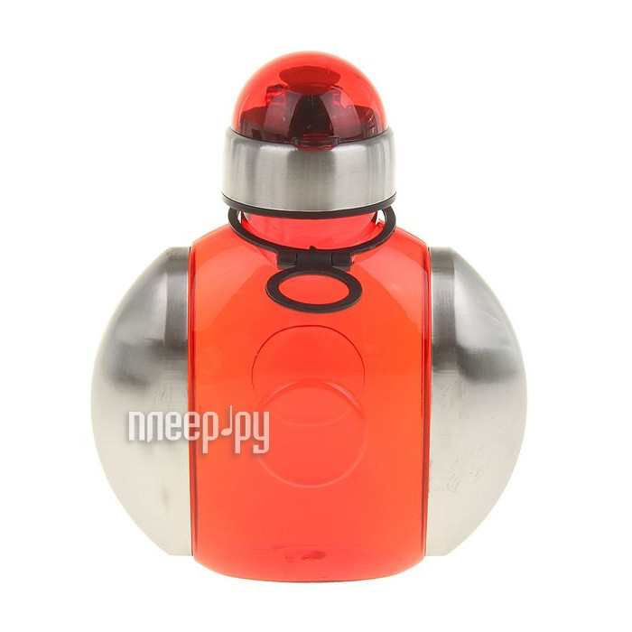 Бутылка СИМА-ЛЕНД Simple 650ml Red 1189435