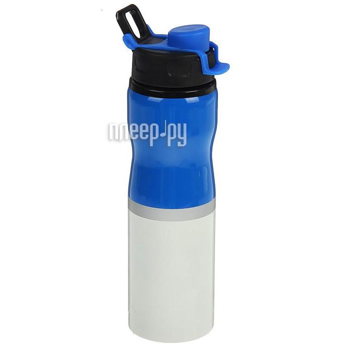 Бутылка СИМА-ЛЕНД Winner 750ml White-Blue 1684774