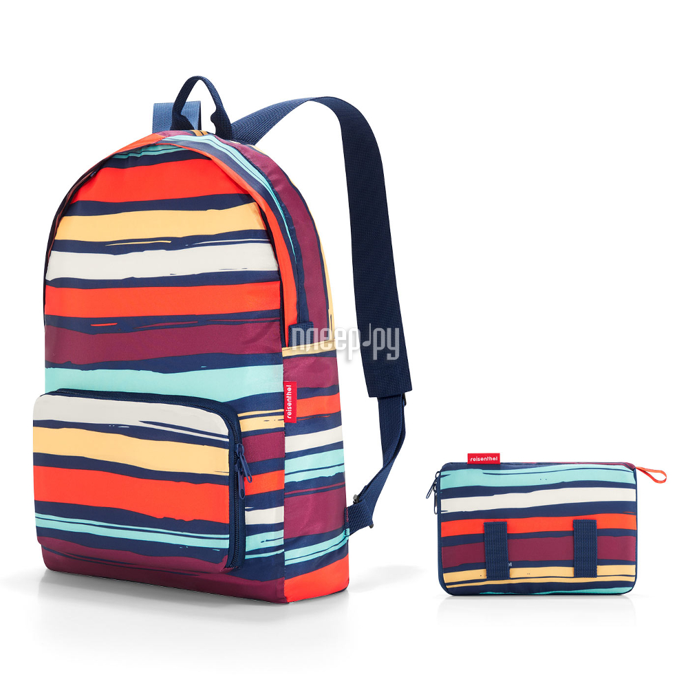 Рюкзак Reisenthel Mini Maxi Artist Stripes AP3058