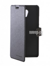Аксессуар Чехол Meizu M5 Note IT Baggage Black ITMZM5N-1