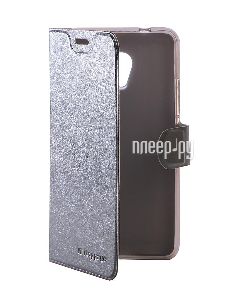 Аксессуар Чехол Meizu M5 / M5s IT Baggage Black ITMZM5M5S-1