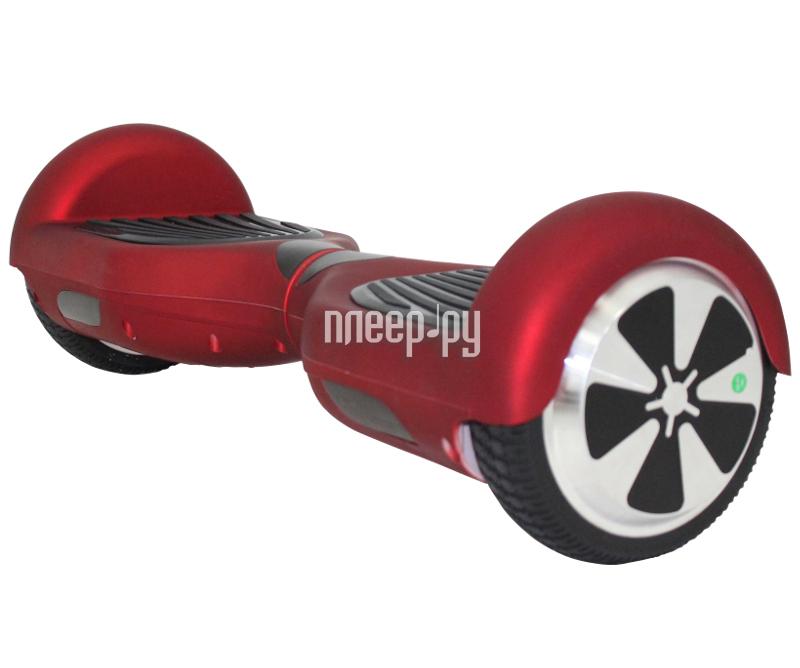 Гироскутер SpeedRoll Premium Smart 01APP с самобалансировкой Matt Red