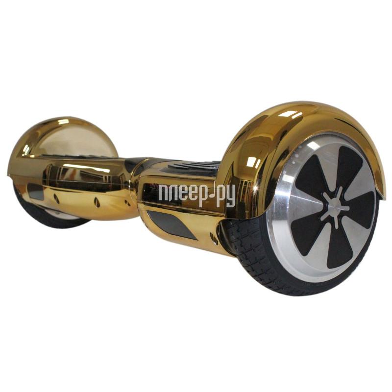 Гироскутер SpeedRoll Premium Smart 01APP с самобалансировкой Gold Chromium