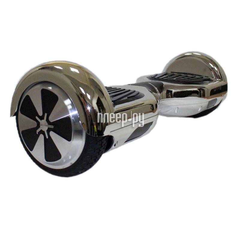 Гироскутер SpeedRoll Premium Smart 01APP с самобалансировкой Silver Chromium