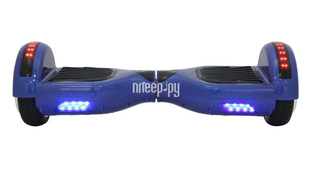 Гироскутер SpeedRoll Premium Smart Led 01LAPP с самобалансировкой Blue