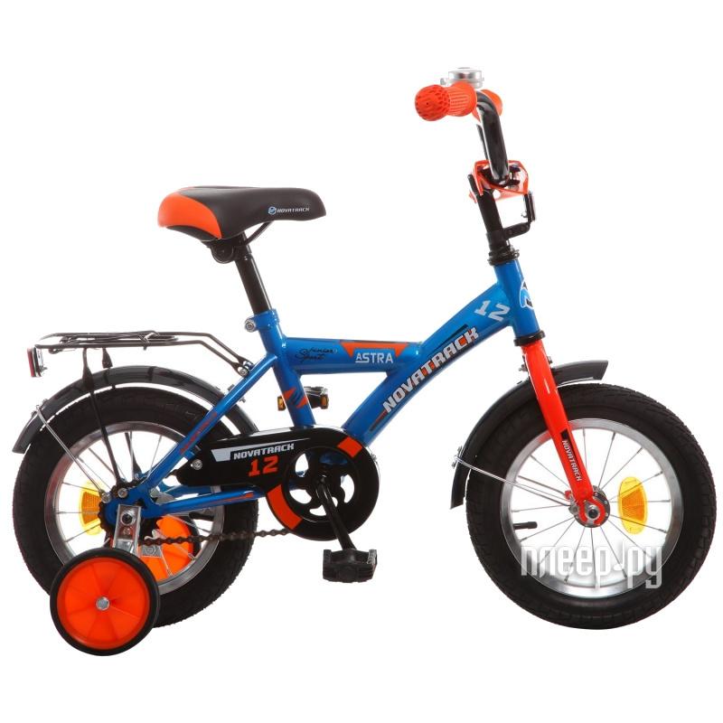 Велосипед Novatrack Astra 12 2015 Blue 123ASTRA.BL5