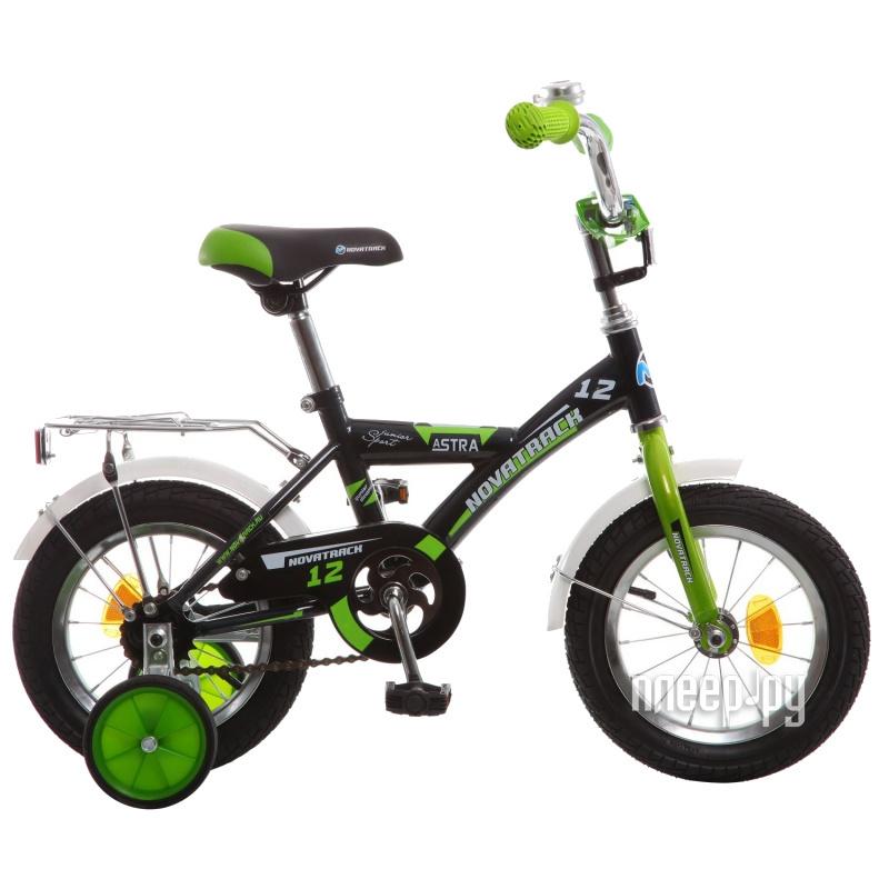 Велосипед Novatrack Astra 12 2015 Black 123ASTRA.BK5