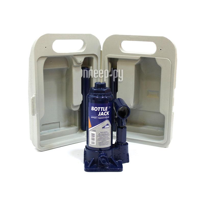 Домкрат Nova Bright 2т 140-312мм 03009 в чемодане