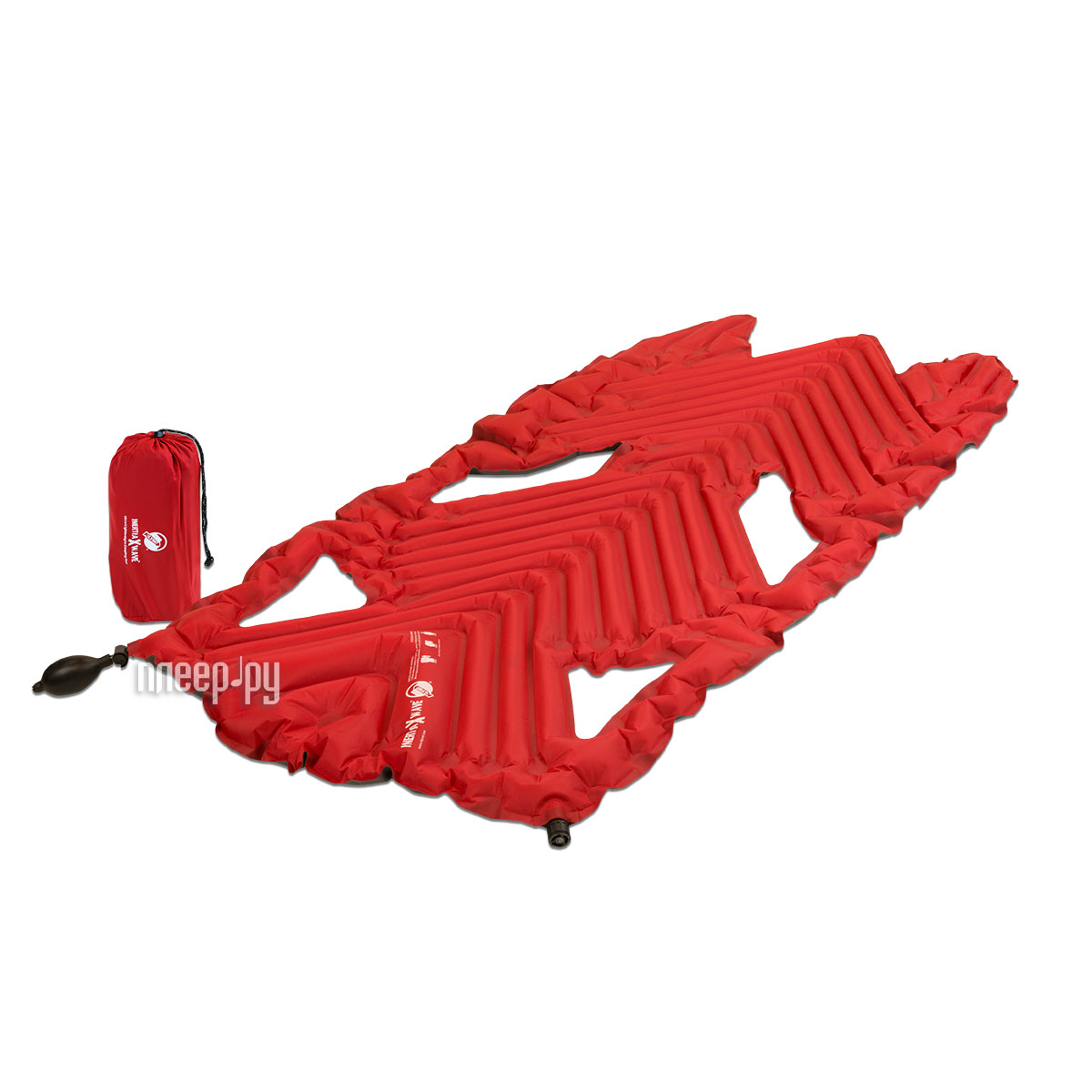 Коврик Klymit Inertia X Wave Red 06XWRd01A за 5196 рублей