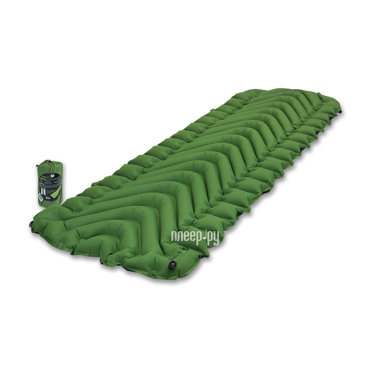 Коврик Klymit Static V Green 06SVGr01C