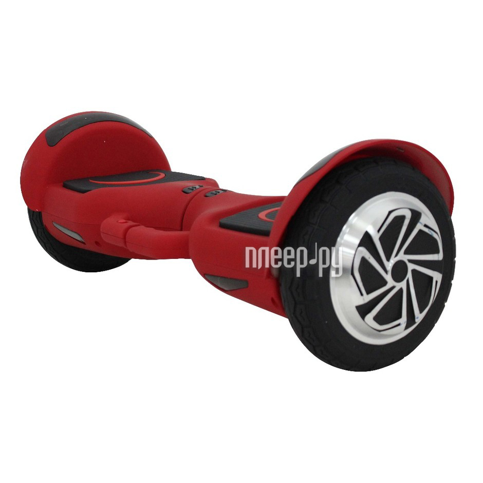 Гироскутер SpeedRoll Handy 14APP с самобалансировкой Matt Red