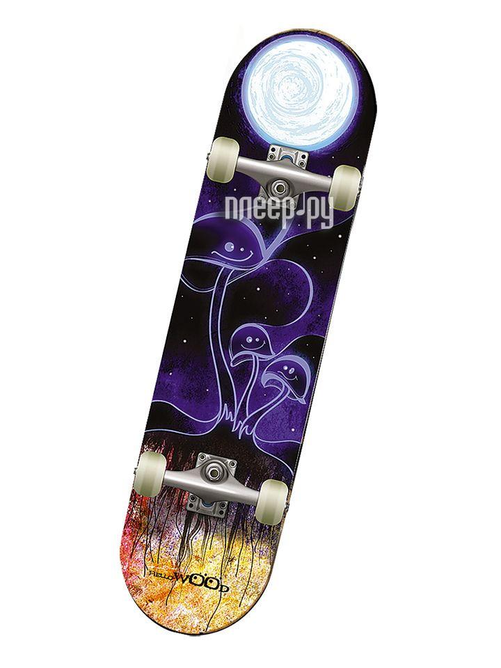 Скейт Hello Wood HW Moon