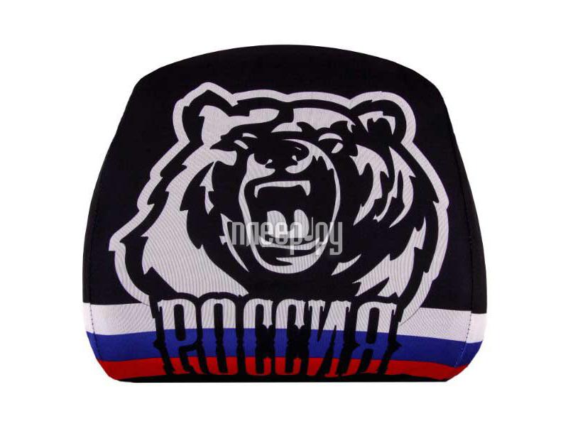 Аксессуар Skyway Россия Медведь M S05801012 Чехол подголовника