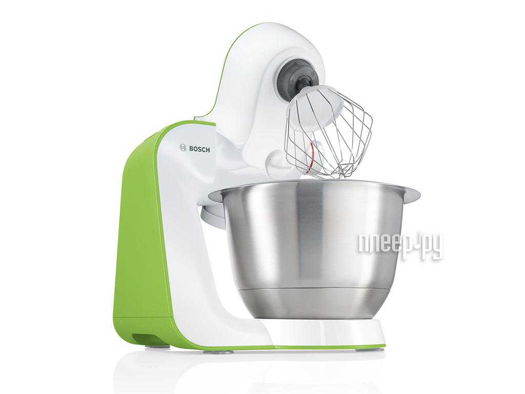 комбайн Bosch MUM 54G00 White-Green