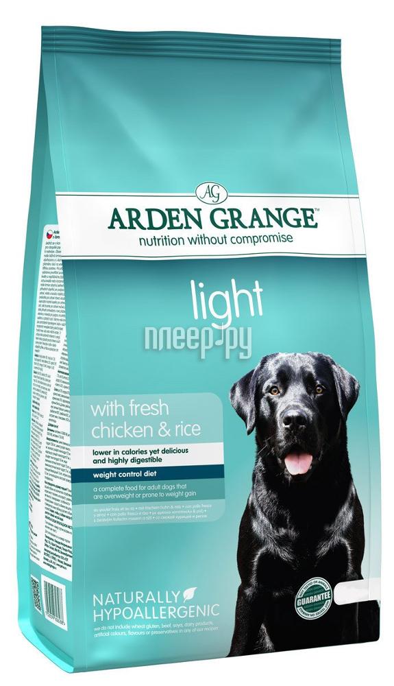 Корм Arden Grange диетический 2kg для взрослых собак AG606288