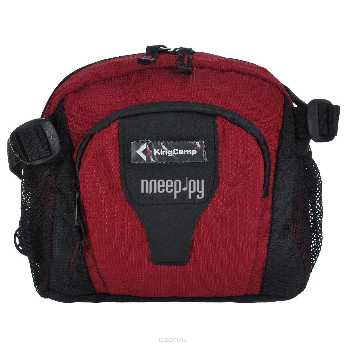 Сумка KingCamp Jordan Red
