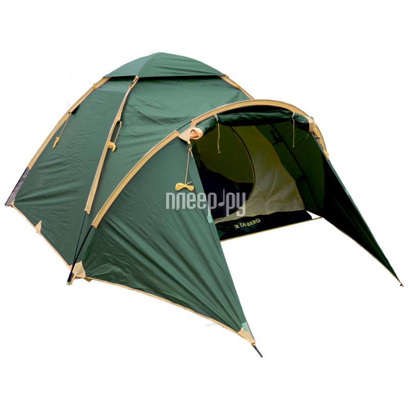 Палатка Talberg Bonzer 4 Green