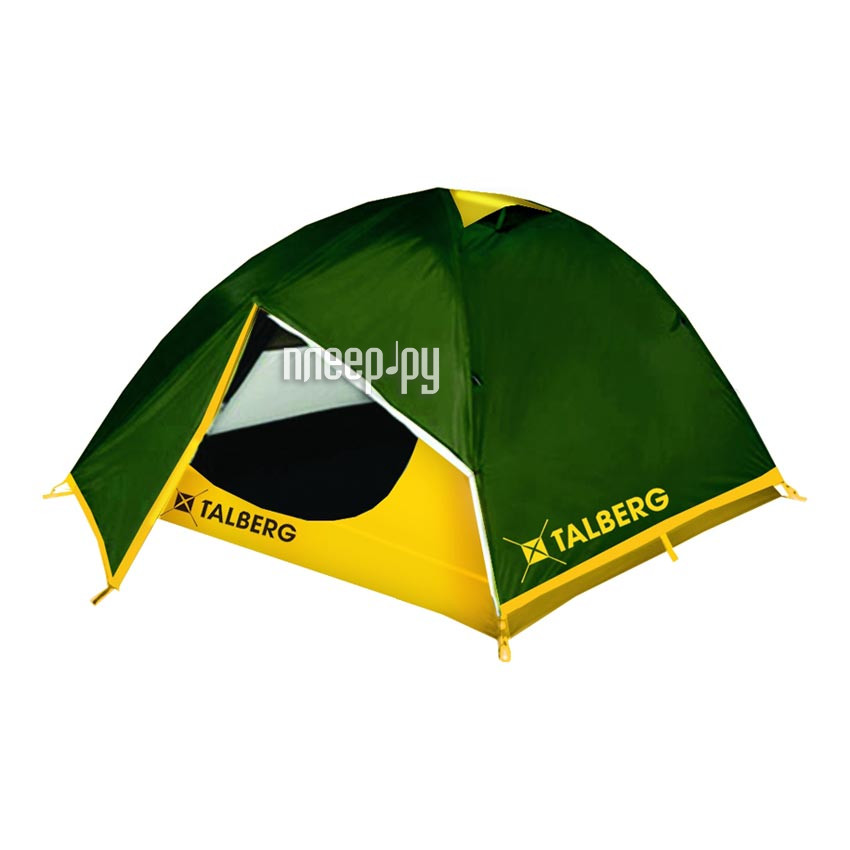 Палатка Talberg Boyard 2 Green