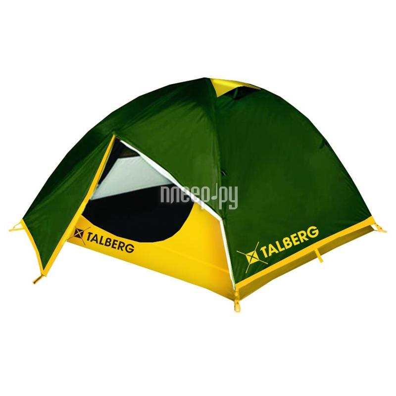 Палатка Talberg Boyard 3 Green