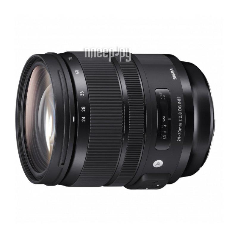 Объектив Sigma Canon AF 24-70 mm F / 2.8 DG OS HSM Art EF
