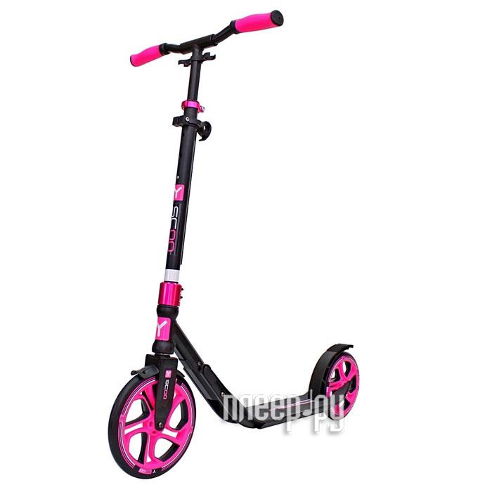Самокат Y-SCOO RT 215 One&One Pink за 5396 рублей