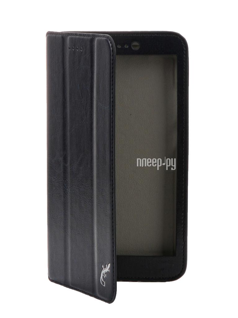 Аксессуар Чехол Lenovo Tab 3 Plus 7703X / 7703F G-Case Executive Dark Blue GG-794