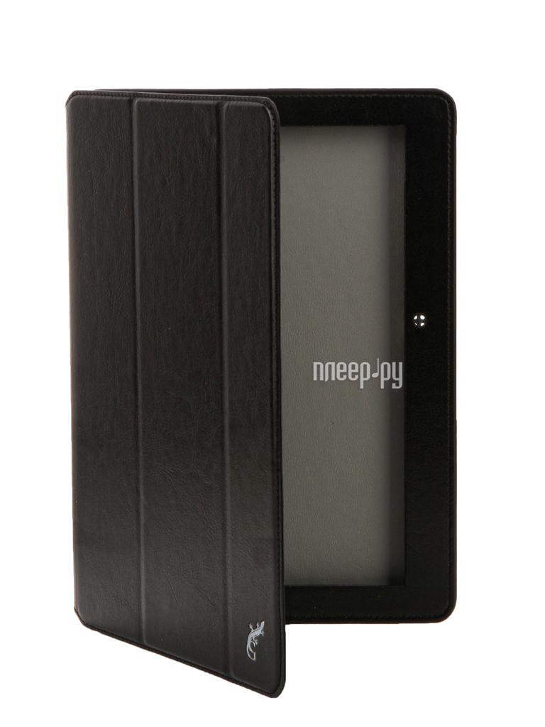 Аксессуар Чехол Lenovo Tab 3 Business X70L G-Case Executive Black GG-789