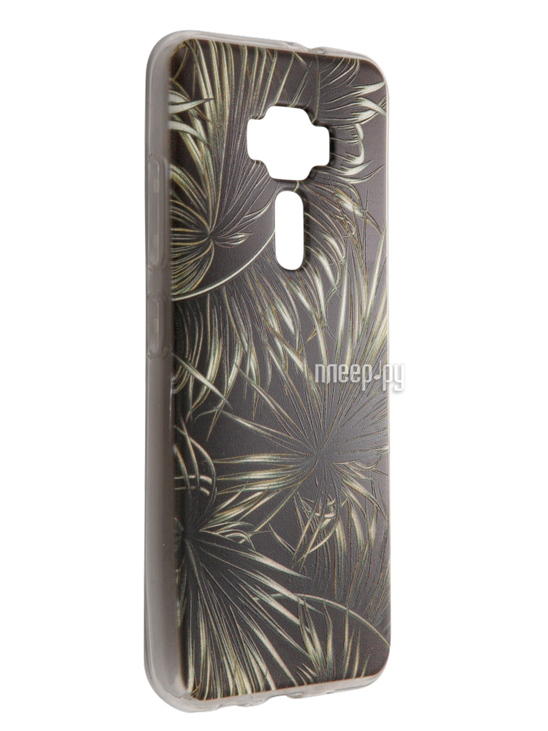 Аксессуар Чехол ASUS Zenfone 3 ZE520KL CaseGuru Коллекция Природа рис 1