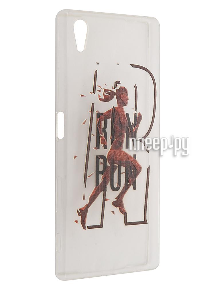 Аксессуар Чехол Sony Xperia Z5 CaseGuru Коллекция Спорт рис 2 91700