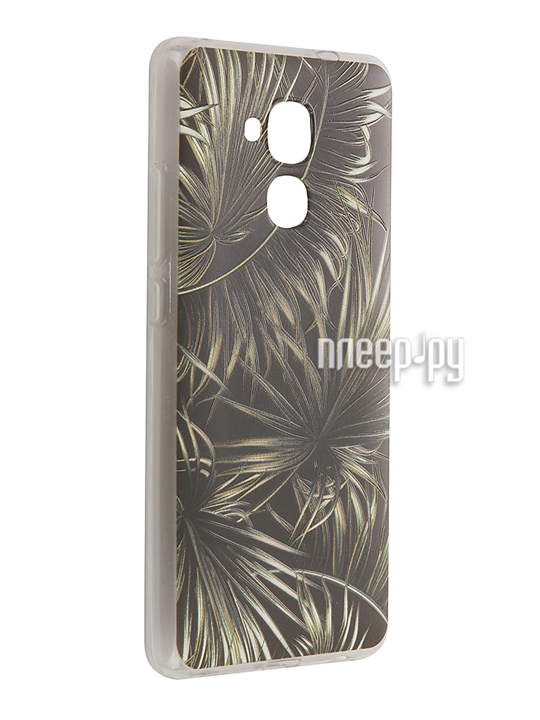 Аксессуар Чехол Huawei Honor 5C CaseGuru Коллекция Природа рис 1 90085