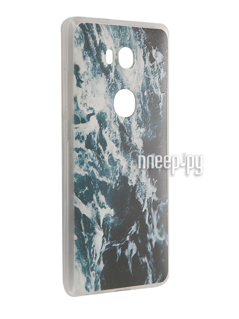 Аксессуар Чехол Huawei Honor 5X CaseGuru Коллекция Природа рис 3 90135