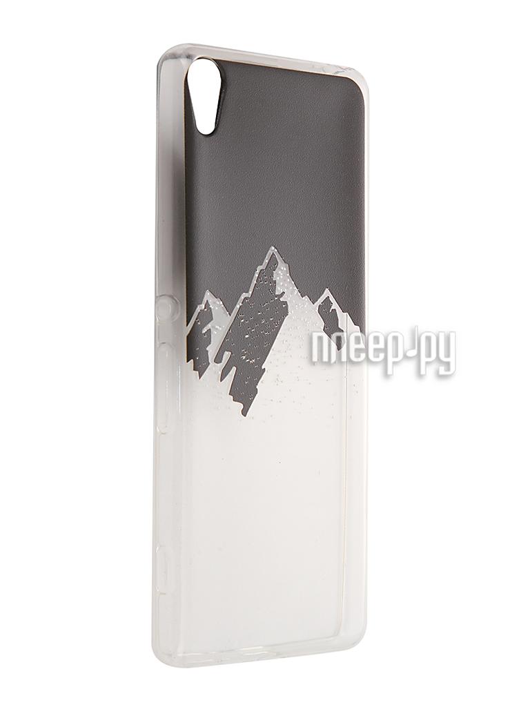 Аксессуар Чехол Sony Xperia XA CaseGuru Коллекция Минимализм рис 6 89020