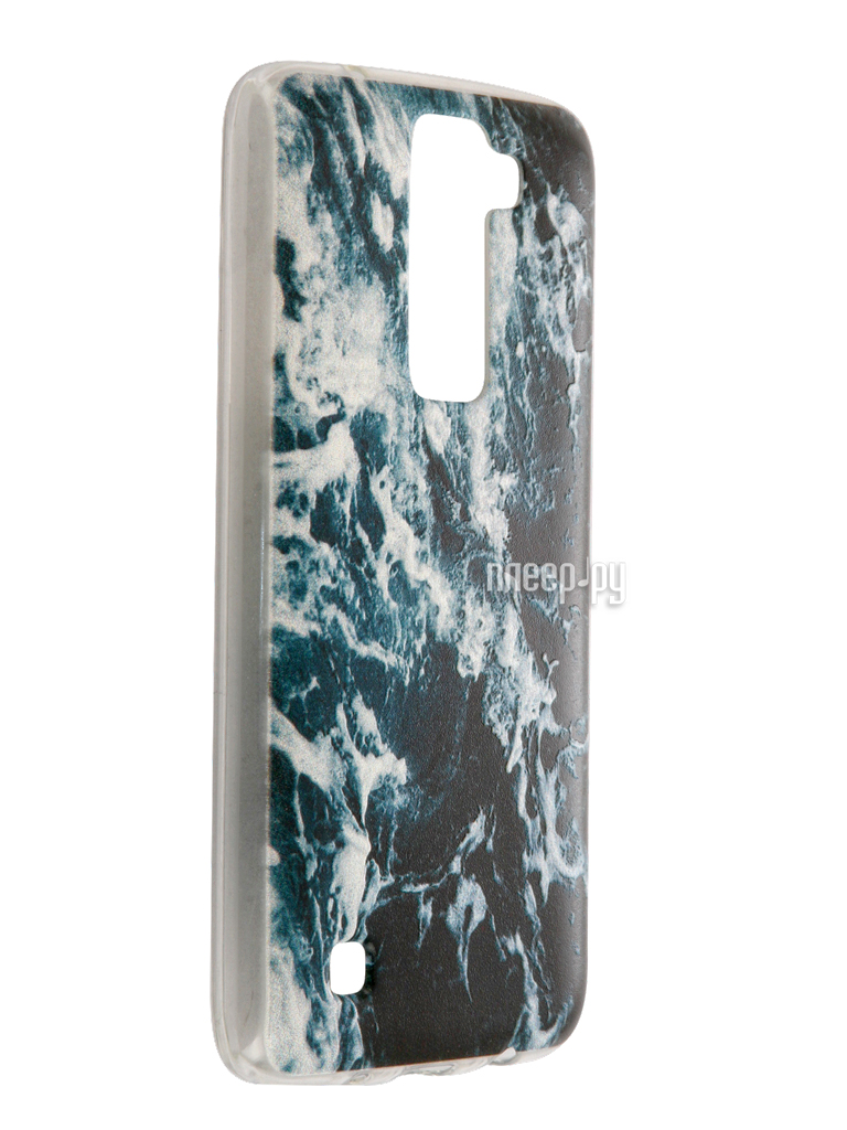 Аксессуар Чехол LG K8 CaseGuru Коллекция Природа рис 3 89175