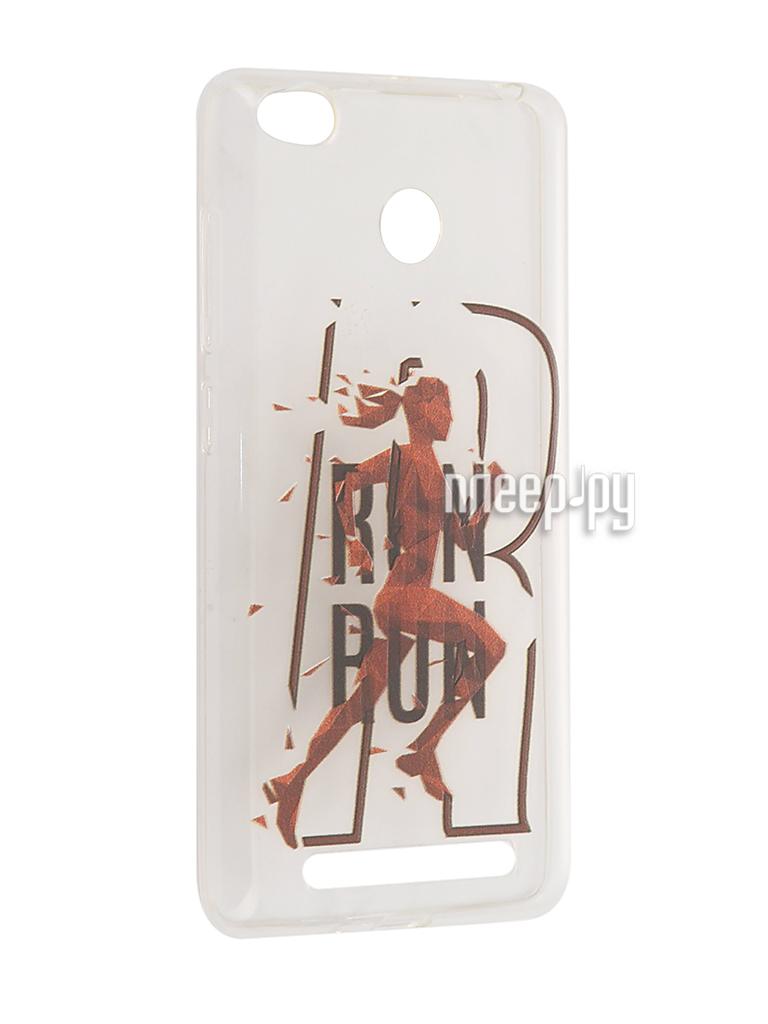 Аксессуар Чехол Xiaomi Redmi 3S CaseGuru Коллекция Спорт рис 2 89898