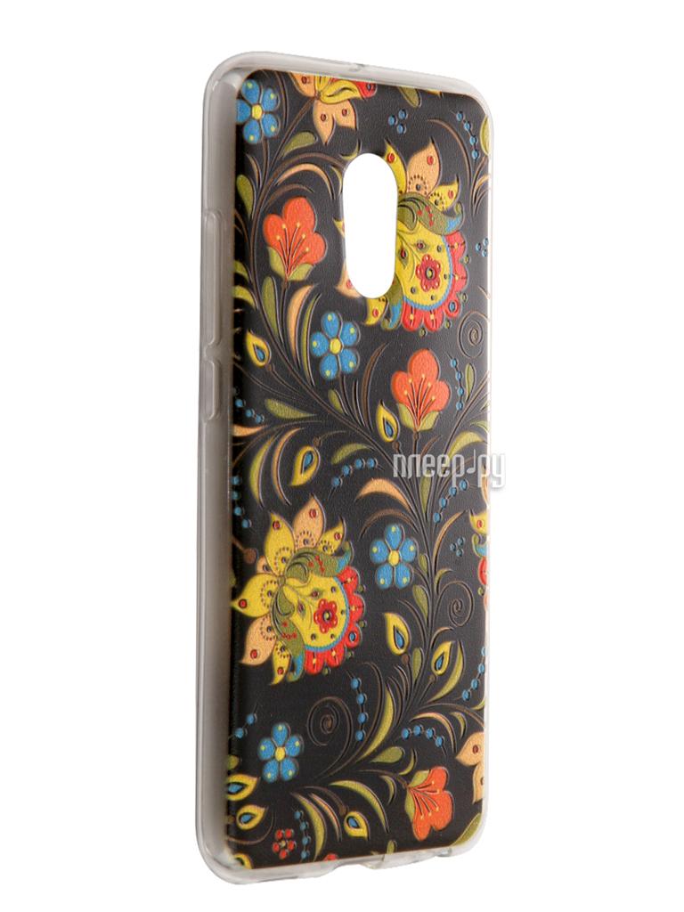 Аксессуар Чехол Meizu Pro 6 CaseGuru Коллекция Узоры рис 2 89614